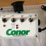 control box available for tanks with trail and shoe as an opition