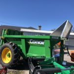 MX10000 Rear Discharge Spreader